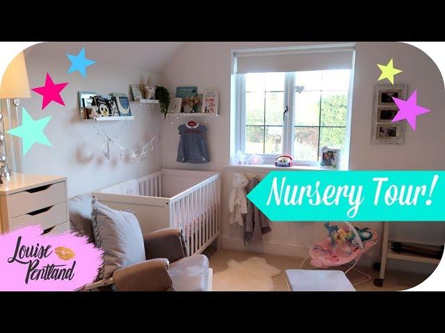 Nursery Tour! | MOTHERHOOD