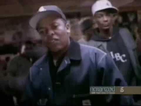 NWA Fuck Tha Police video High Quality