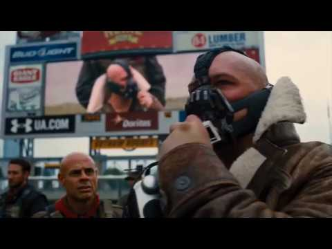 Bane cover Young Signorino - Mmh ha ha ha ( live at Gotham City Football Stadium )