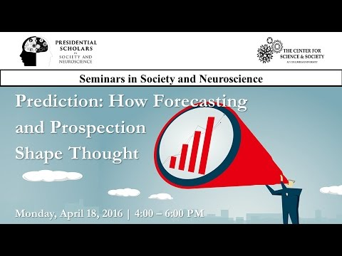 Karl Friston -  Prediction: How Forecasting and Prospection Shape Thought