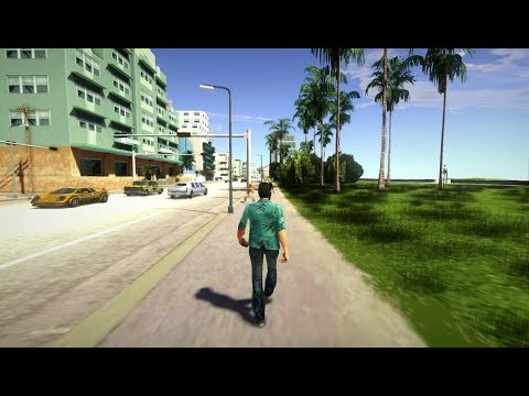 GTA Vice City - V Graphics ENB