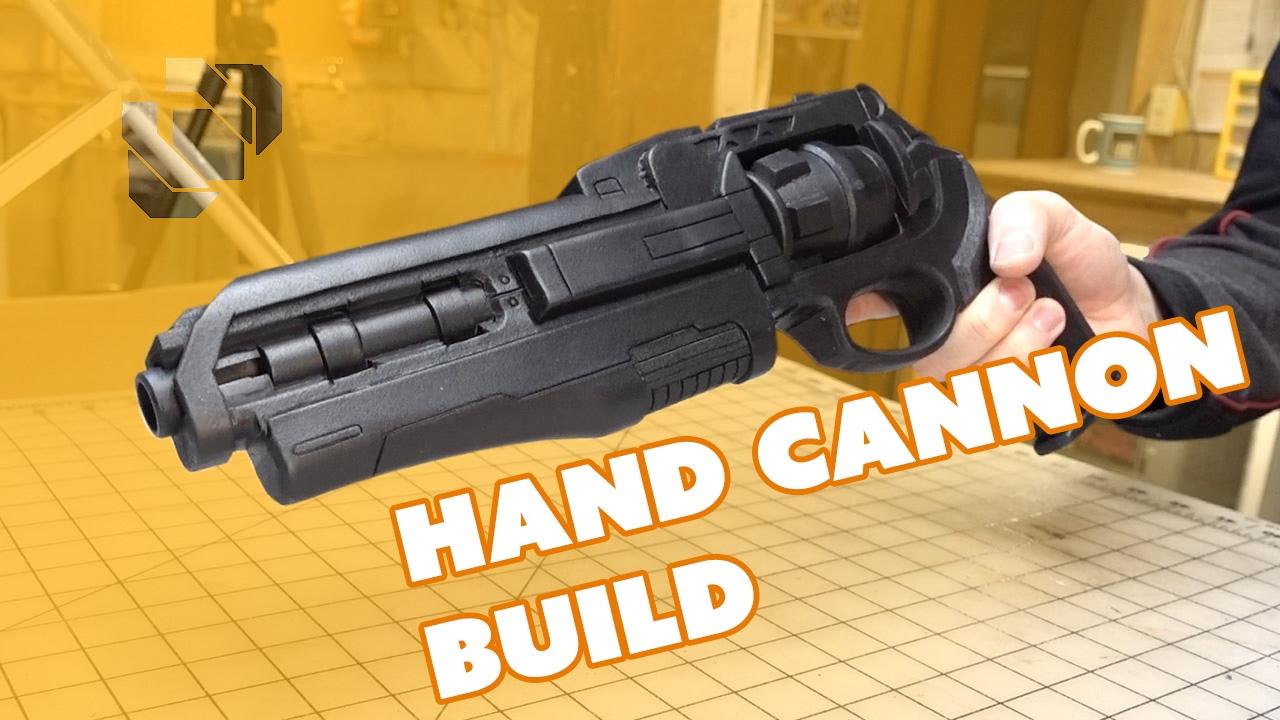 Punished Props Destiny EVA Foam Prop Build « Adafruit Industries