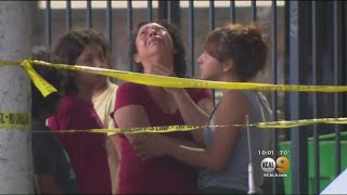 Search For Suspects In Double-Homicide At Compton Hotel
