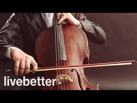 Relaxing Classical Cello Music Solo - Soothing Instrumental