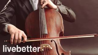 Relaxing Classical Cello Music Solo - Soothing Instrumental Background Pieces | Study, Work, Relax - Stafaband