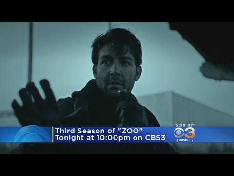 TV Series 'Zoo' Returns On CBS