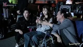 "Video Han Hyo Joo and Lee Jong Suk ""W"" bts download MP3, 3GP, MP4, WEBM, AVI, FLV April 2018"