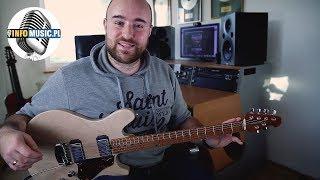 Dlaczego sięgnąłem po tę gitarę ? Music Man Valentine Tremolo - Test Szymon Chudy