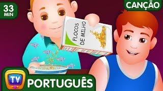 Joãozinho sim papai - PARTE 4 - Canções infantis em português   ChuChuTV Coleção