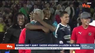 Pasión Fútbol | Medellín acabó con el sueño de Tolima por el bicampeonato
