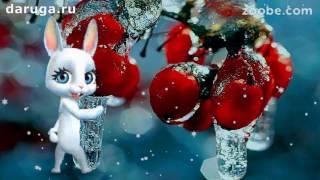 Не верится, что кончилась зима! Прикольные добрые видео поздравления с Весной