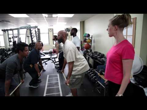 Learn Personal Fitness Training with Debra   Manhattan Institute