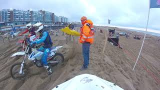 red bull knock out scheveningen 2018 gopro yz 125 part 2