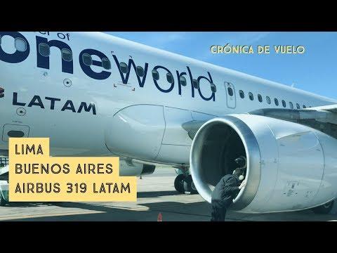 Lima Ezeiza - LATAM premium economy