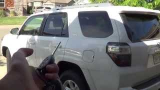 Toyota 4Runner 2014 Videos