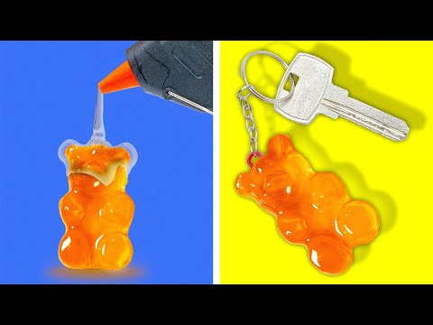46 EPIC GLUE GUN DIYS AND CRAFT
