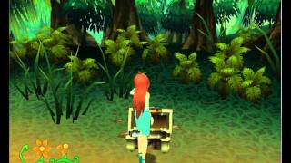 Winx Club (PS2) - wall climbing and death glitches