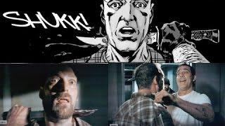 Negan Kills Rapist David Death Comparison - The Walking Dead TV Show VS Comic (7x15)