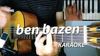 Ben Bazen Karaoke Akustik (Simge) Resimi