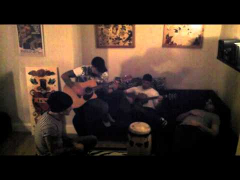 "As Oceans Divide - acoustic cover of Incubus' ""Par..."