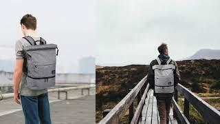 Men or Women Travel Backpack, Anti Theft 15.6 inches Laptop Backpack, Waterproof School Bag