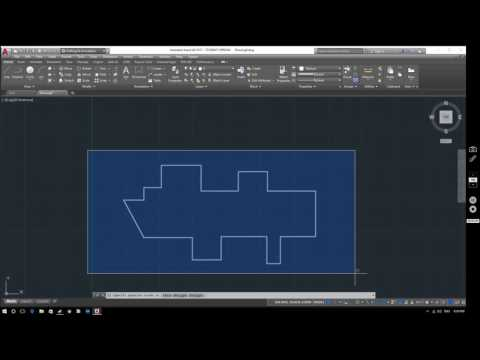 AutoCAD 2017 Tutorial: