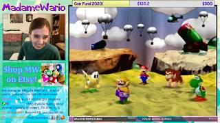 (Season 2) Friday Night: Mario Party! - Wario's Battle Canyon