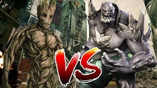 Groot VS Doomsday | Who Wins?