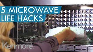5 Microwave Life Hacks Everyone Should Know   Kenmore