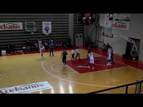 LNP SERIE B 2018/2019 Girone A Coelsanus Robur et Fides Varese - ELAchem Vigevano 1955