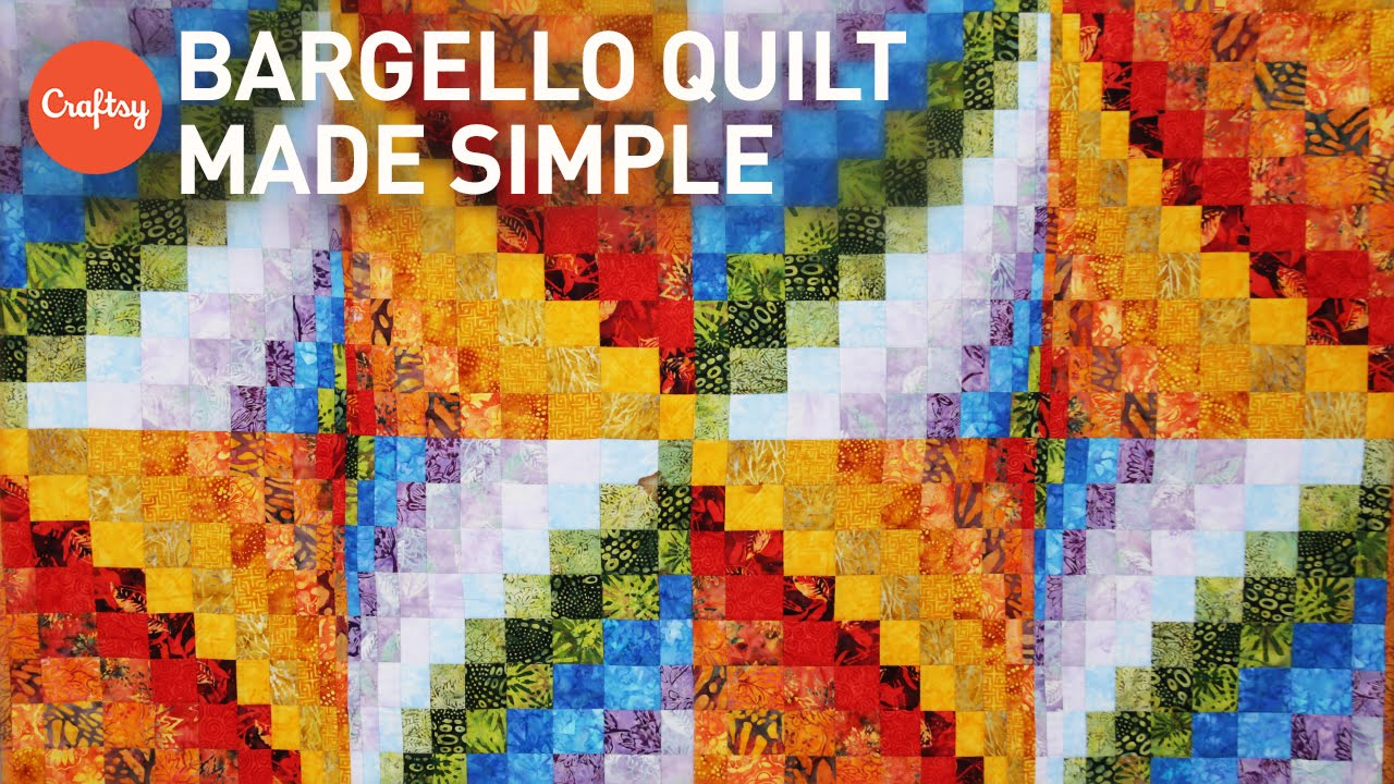 Bargello Quilt Project Made Simple Quilting Tutorial
