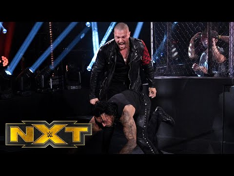 Karrion Kross attacks Damian Priest after The Way's TakeOver victory lap: WWE NXT, Dec. 9, 2020
