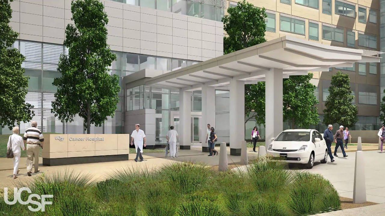 Breaking Ground for UCSF Medical Center at Mission Bay