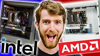 Kan Intel die Ultimate AMD Gaming PC klop?