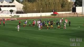 أحداث لا رياضية بعد نهاية المباراة التي جمعت المنتخب المغربي للشباب بالمنتخب الموريتاني