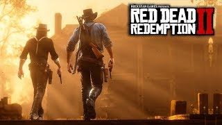 🔴 RED DEAD REDEMPTION 2 - FRONTIER PURSUITS - PS4 - 1080P CHILL STREAM