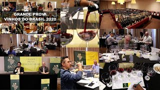 RESULTADO DA GRANDE PROVA VINHOS DO BRASIL 2020