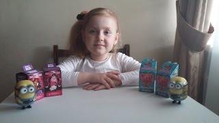 Коробочки с сюрпризом Sweet Box Monster high и Baby Pets