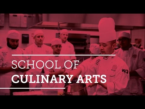 School of Culinary Arts at Kendall College