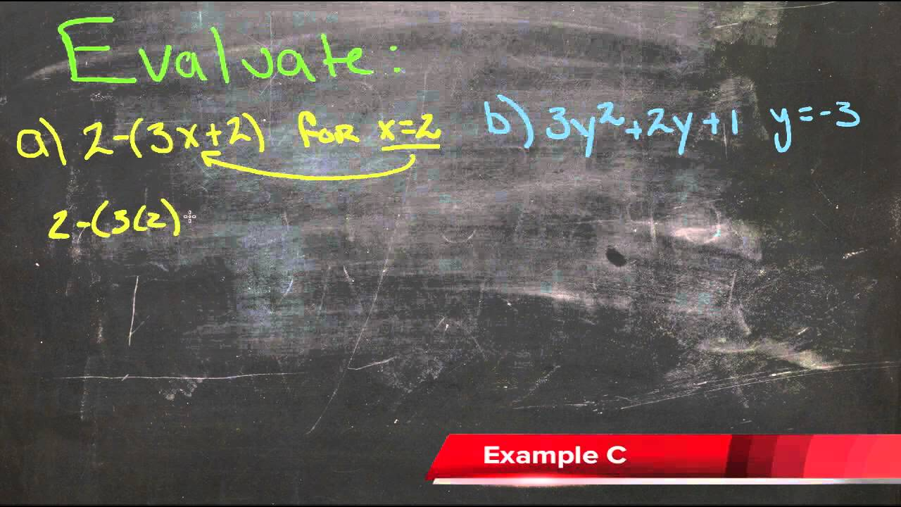 Evaluate with grouping symbols an explanation algebra i youtube evaluate with grouping symbols an explanation algebra i biocorpaavc Choice Image