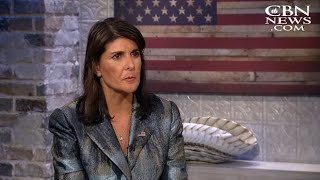 'We Don't Trust Russia' : Nikki Haley Lowers The Boom on Putin, Puts Iran on Notice