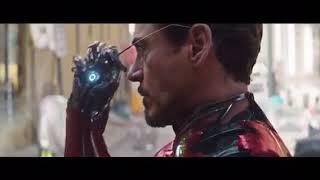 Мстители Война бесконечности!Второй трейлер оригинал