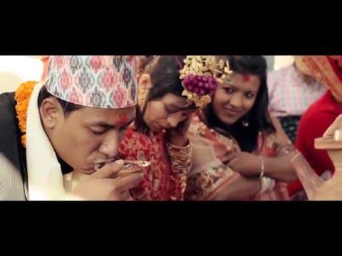 Tradional Newar Wedding Ceremony in Nepal