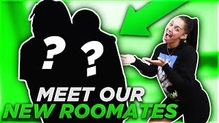 GUESS WHAT OTHER YOUTUBERS MOVED IN WITH US 😱