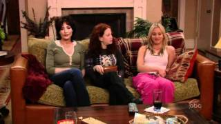 8 Simple Rules Funny Clips No.2