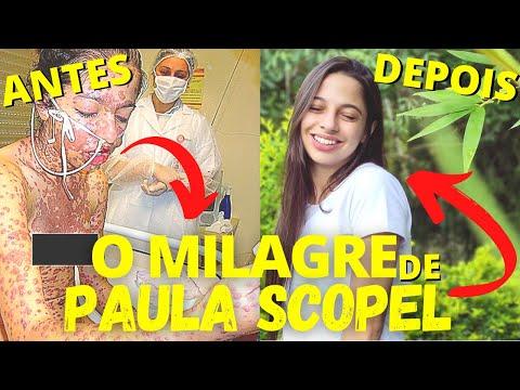 Paula Scopel   Reportagem sobre o milagre que recebi!!