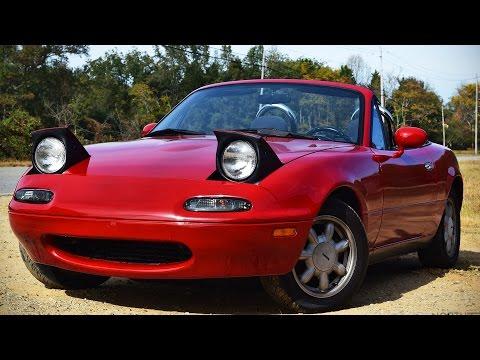 1992 Mazda NA Miata Review: Best Car Below $5000