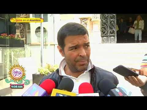 Así se despidió Pablo Montero de su padre don Javier Hernández  | Sale el Sol