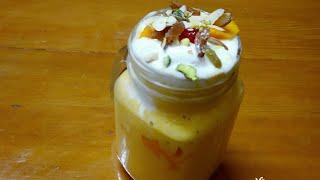 Mango Mastani recipe/मेंगो मस्तानी बनाने की विधि/મેંગો મસ્તાની બનાવવા ની રીત/