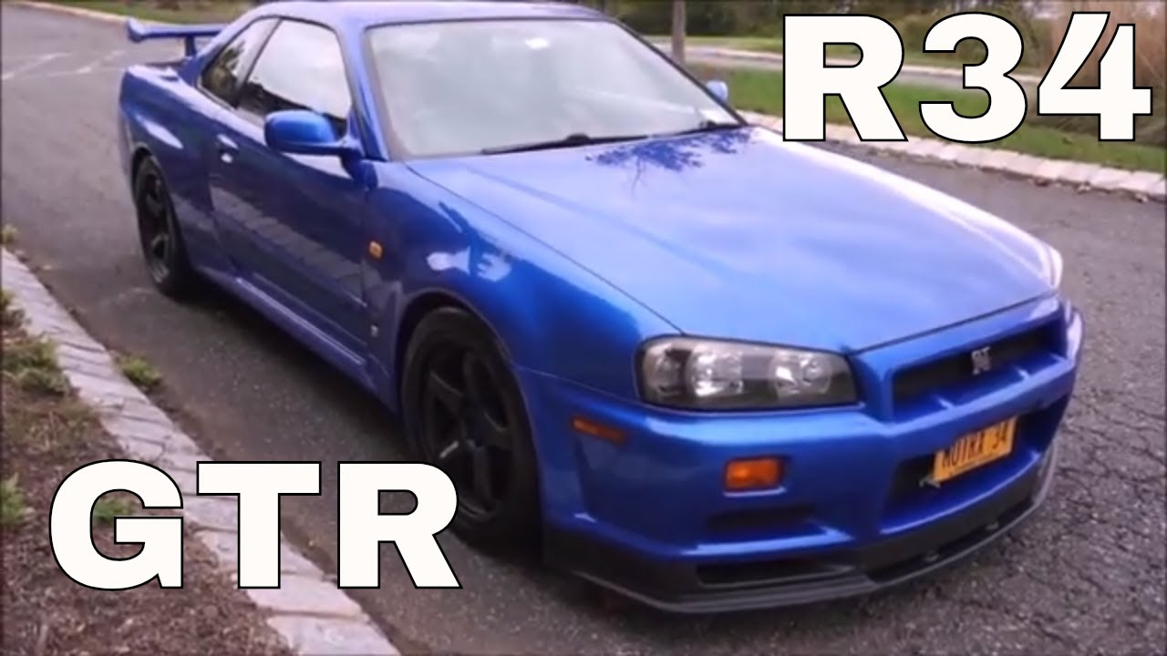 Nissan Skyline R34 GTR - Does it Live Up to the Hype ?